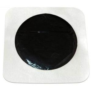 传统手工黑膏药